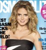 Heidi Klum photo shoot for the cover of the May 2010 issue of Cosmopolitan magazine 2