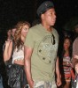 Jay Z and Beyonce Knowles seen at the day two of the Coachella Music and Arts Festival at The Empire Polo Club on April 17th 2010 in Indio California 1