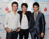 Jonas Brothers at the 11th Annual TJ Martell Foundation Family Day benefit at Roseland Ballroom on April 18th 2010 in New York City 5