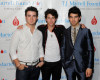 Jonas Brothers at the 11th Annual TJ Martell Foundation Family Day benefit at Roseland Ballroom on April 18th 2010 in New York City 4