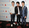 Jonas Brothers at the 11th Annual TJ Martell Foundation Family Day benefit at Roseland Ballroom on April 18th 2010 in New York City 3