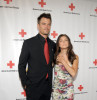 Josh Duhamel and Fergie at the Annual Red Cross of Santa Monicas Annual Red Tie Affair at the Fairmont Miramar Hotel on April 17th 2010 in Santa Monica 3