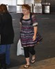 Kelly Clarkson arrives at Sydney Airport on April 14th 2010 in Australia 2