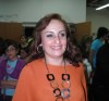 picture of Zena Aftimos mother while waiting for her daughter to come outisde of the academy after the ptime on May 7th 2010