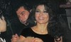 Haifa Wehbe old picture at a public party with lebanese tv host Michel Azzi