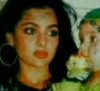 Haifa Wehbe old picture as a video clip actress