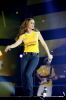 Roula Saad singing live on stage in April 2010 at the fifa opening ceremony 3