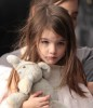 Suri Cruise picture while visiting her mommy on the filming set of the new movie Son of No One on April 9th 2010 in New York City 10