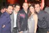 Wadi Abi Raed with Lara Scandar and Mohammad Bash at Laras album launch party at Virgin Stores in Lebanon