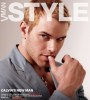 Kellan Lutz photo shoot for the recent april 2010 issue of VMAN Magazine 1