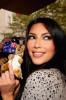 Kim Kardashian at the Optus on Bourke St on April 21st 2010 in Melbourne Australia 6