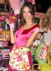 Alessandra Ambrosio attends the Victorias Secret Heavenly Flowers Fragrance Launch on April 24th 2010 at Victorias Secret Soho in New York City 5