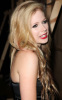 Avril Lavigne spotted on September 14th 2009 at the Abbey Dawn show during the New York Fashion Week of 2010 Spring Summer collection 1