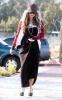 Avril Lavigne spotted on May 25th 2009 while out in Malibu California 1