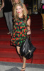 Avril Lavigne arrives at the Betsey Johnson fashion show in September 2009 at The Plaza Hotel in NYC 2