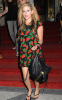 Avril Lavigne arrives at the Betsey Johnson fashion show in September 2009 at The Plaza Hotel in NYC 1