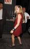 Avril Lavigne spotted on September 2nd 2009 as she arrives at Koi restaurant in New York 2