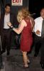 Avril Lavigne spotted on September 2nd 2009 as she arrives at Koi restaurant in New York 1