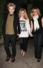 Avril Lavigne and her husband Deryck Whibley together on December 9th 2008 as they leave Koi restaurant 2