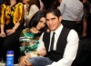 Haifa Wehbe picture with her husband Ahmed abo Hashimah while together at a party