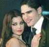 Haifa Wehbe picture with her husband Ahmed abo Hashimah 2