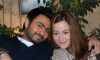 Tamer Hosny picture with Menna Shalabi during the filming of their new upcoming movie Noor Aini 11