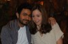 Tamer Hosny picture with Menna Shalabi during the filming of their new upcoming movie Noor Aini 8