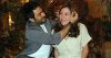 Tamer Hosny picture with Menna Shalabi during the filming of their new upcoming movie Noor Aini 1