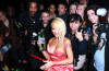 Tila Tequila at her release party for the debut of her single I Love My DJ on April 14th 2010 at Greenhouse night club 2