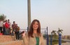 May Sileem picture while at an outdoor beach concert 7
