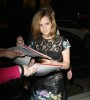 Emma Watson attends the LONDON show ROOMS New York cocktail party at Pulinos on March 25th 2010 in New York City 5