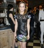 Emma Watson attends the LONDON show ROOMS New York cocktail party at Pulinos on March 25th 2010 in New York City 7