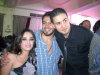Basel Khoury at the birthday party of Syrian student Zaina with Aline Kassis 1