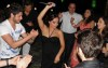 Aline Kessis picture at her birthday party held at one of Beirut restaurants while dancing and singing with her friends including Rayan Eid from Lebanon