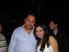 picture of Zena Aftimos from Syria at the birthday party of Aline Kessis held at one of Beirut restaurants 1