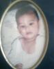 ramy Chmali exclusive photo as a cute baby boy
