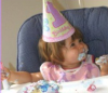 Recent pictures of Nancy Ajrams baby girl Mila during her celebration of her one year old birthday party in May 2010 at her house in Lebanon 4