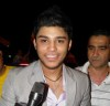 Rami Shmali exclusive pictures as he leaves staracademy Building on May 28th 2010 after the prime in Beruit 7