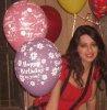 Rahma Ahmed at a birthday