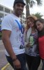 Rania Naguib and Mohamad Ali together in May 2010 after leaving star academy 4