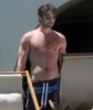 Chace Crawford spotted on May 30th 2010 as he was walking topless under the sun of Mexico  5
