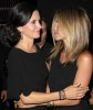 Jennifer Aniston and Courteney Cox attend the 2010 Crystal Lucy Awards and A New Era held on June 1st 2010 at the Hyatt Regency Century Plaza in Calif 3