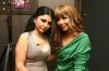 picture of Haifa Wehbe on a May 2010 episode of MBC talk show akher man ya3lam 3