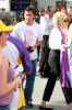 Adam Sandler spotted as he arrives to the game 1 of the NBA Finals at the Staples Center on June 3rd 2010 in Los Angeles 1