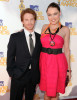 Seth Green and his wife Clare Grant at the 2010 MTV Movie Awards held at the Gibson Amphitheatre on June 6th 2010 at Universal Studios in California 4