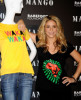 Shakira attends the the new Mango solidarity T Shirts on June 4th 2010 in Madrid Spain 10
