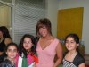 Star Academy 7 final prime after Dinner party picture of Meral Faisal with fans