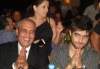 Star Academy 7 final prime after Dinner party picture of nassif Zaytoun with his father