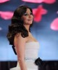 pictrure of the Star Academy 7 prime 16th finale during the performance of singer Elissa on stage 3
