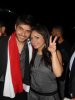 Nassif Zeitoun new photo from his arrival back to syria after winning the title of star academy with Zeina Aftimos